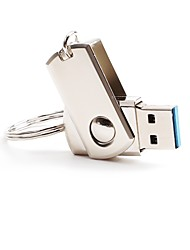 Недорогие -64 Гб флешка диск USB USB 3.0 Металл Необычные Беспроводной диск памяти