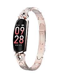 Недорогие -BoZhuo A16 Женский Умный браслет Android iOS Bluetooth Водонепроницаемый Пульсомер Измерение кровяного давления Израсходовано калорий Информация / Датчик для отслеживания сна / Найти мое устройство