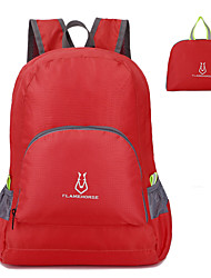 cheap -35 L Hiking Backpack Lightweight Packable Backpack Waterproof Lightweight Fast Dry Compact Outdoor Hiking Camping Team Sports Nylon Red Green Blue / Wear Resistance