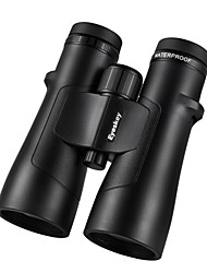 cheap -Eyeskey 12 X 50 mm Binoculars Roof Achromatic refractor Waterproof Wear-Resistant Shock Resistant Fully Multi-coated BAK4 Camping / Hiking Hunting Camping / Hiking / Caving Spectralite Coating