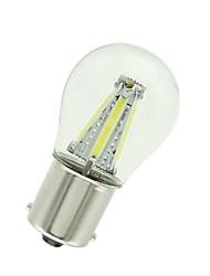 Недорогие -1pcs 1156 / 1157 Автомобиль Лампы 4 W COB 300 lm 4 Светодиодная лампа Лампа поворотного сигнала / Тормозные огни / Фонари заднего хода (резервные) Назначение Универсальный Все года