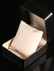 cheap -Watch Boxes PU Leather / Mixed Material Watch Accessories 0.08 kg 9*9*7 cm