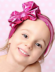 cheap -Kids / Toddler Girls' Basic / Sweet Striped Bow Rayon Hair Accessories Red / Pink / Fuchsia One-Size