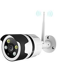 Недорогие -S6266F-WR 1 mp IP-камера на открытом воздухе Поддержка 128 GB / КМОП / 50 / 60 / Динамический IP-адрес / Статический IP-адрес