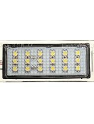 Недорогие -2pcs Автомобиль Лампы 3 W 18 Светодиодная лампа Подсветка для номерного знака Назначение Chevrolet Cruze / A7 Все года