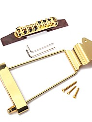 cheap -Guitar Accessory Metal Guitar Music 1G23 for Acoustic and Electric Guitars Musical Instrument Accessories 1 pcs 12*8.3*1.7 cm