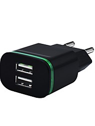 cheap -USB Charger -- 2 Desk Charger Station New Design US Plug / EU Plug Charging Adapter