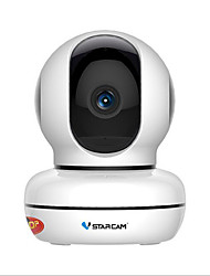 cheap -C46S 2 mp IP Camera Indoor Support 128 GB / PTZ / CMOS / Wireless / Motion Detection / Remote Access