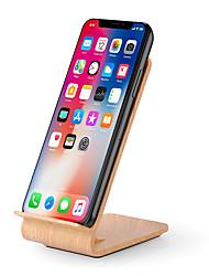 Недорогие -Ци беспроводная быстрая зарядка зарядное устройство подставка для iphone x 8 / 8plus samsung s8