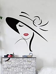 Недорогие -Декоративные наклейки на стены - Простые наклейки Геометрия В помещении