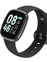 cheap -BoZhuo GT03 Women Smart Bracelet Smartwatch Android iOS Bluetooth Sports Waterproof Heart Rate Monitor Touch Screen Calories Burned Pedometer Call Reminder Sleep Tracker Sedentary Reminder Alarm Clock