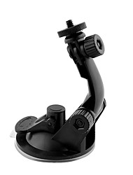 cheap -Car Mount Stand Holder Front Windshield Cupula Type Rubber / ABS Holder