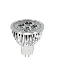 cheap -1pc 12 W LED Spotlight 500 lm MR16 4 LED Beads High Power LED Decorative Warm White Cold White 12 V
