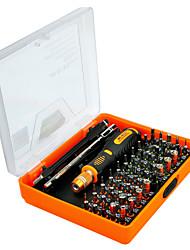 cheap -JAKEMY Portable Tools 53 in 1 Tool Set Home repair Apple Samsung repair for computer repair