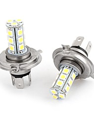 cheap -1pcs H4 Car Light Bulbs 5 W SMD 5050 18 Fog Lights For universal / Toyota / Benz All Models All years