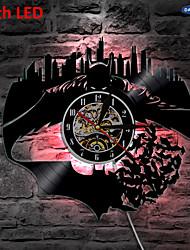 Недорогие -бэтмен готэм городская стена винил ретро