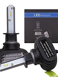 cheap -OTOLAMPARA 2pcs H10 / H9 / H3 Car Light Bulbs 25 W CSP 4000 lm 2 LED Headlamps For Volkswagen / Ford Focus / Touran / Sharan 2019