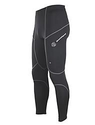 cheap -Mountainpeak Men's Cycling Tights Bike Pants / Trousers Pants Bottoms Breathable 3D Pad Quick Dry Sports Black Clothing Apparel Bike Wear / Micro-elastic