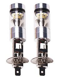 cheap -OTOLAMPARA 2pcs BA15S(1156) / P21W / P21/5W Car Light Bulbs 100 W SMD 3030 2000 lm 20 LED Fog Lights For Volkswagen / Ford RX330 / Calais / Aztek 2019