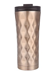 cheap -Drinkware Vacuum Cup Stainless Steel Portable / Heat-Insulated Casual / Daily
