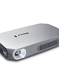 cheap -PD-623 DLP Projector 1200 lm Android 5.1 Support / 1080P (1920x1080) / FWVGA (854x480) / ±40°