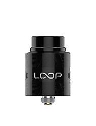 Недорогие -LITBest Loop V1.5 RDA 1 ед. Распылители пара Vape  Электронная сигарета for Взрослый