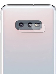 cheap -Samsung GalaxyScreen ProtectorGalaxy S10 E High Definition (HD) Camera Lens Protector 1 pc Tempered Glass