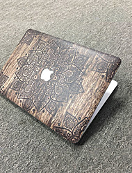 """cheap -MacBook Case Lace Printing PVC(PolyVinyl Chloride) for New MacBook Pro 15-inch / New MacBook Pro 13-inch / New MacBook Air 13"""" 2018"""
