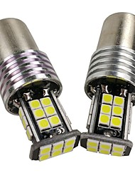 cheap -OTOLAMPARA 2pcs BA15S(1156) Car Light Bulbs 24 W SMD 3030 1920 lm 24 LED Brake Lights For Volkswagen / Toyota / Nissan Swift / M56 / Raider 2019
