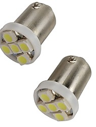 cheap -OTOLAMPARA 2pcs BA9S Car Light Bulbs 2.5 W SMD 3020 200 lm 5 LED Interior Lights For Hyundai Elantra / Mistra / IX25 2019