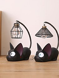 cheap -Cat Night Lamp Artpad Miyazaki Hayao Kiki Delivery Service Novelty Light Baby Child Boy Girl Bedroom Lighting Fixtures