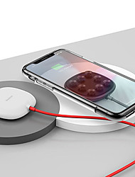 cheap -Baseus  Qi Wireless Car Charger Spider Suction Cup Charging Pad For iPhone XS Max XR Note 9 S9