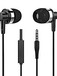cheap -LITBest In Ear Wired Headphones Earphone Plastic Shell Earbud Earphone Headset