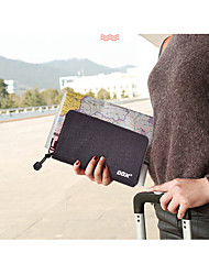 cheap -Travel Bag / Passport Holder & ID Holder Nylon Portable / Luggage Accessory / Multi-function Solid Color