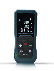cheap -MESTEK D5 40M Laser Distance Meter Area Volume Measuring Reference Adjusting Data Record Rangefinder