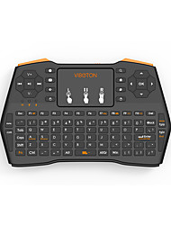 Недорогие -I8 PLUS Lithium Air Mouse / Клавиатура / Дистанционное управление Мини 2,4 ГГц беспроводной Air Mouse / Клавиатура / Дистанционное управление Назначение / WIN8 / Android6.0 / Android-5.1 / Windows 10