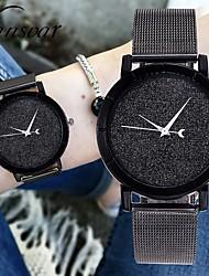 cheap -Women's Dress Watch Wrist Watch Quartz Black Stopwatch Casual Watch Analog Casual Fashion - Black Green Light Blue