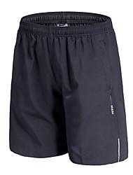 cheap -Men's Hiking Shorts Outdoor Breathable Quick Dry Ventilation Sweat-wicking Shorts Bottoms Fishing Climbing Camping / Hiking / Caving Grey Blue Black 4XL M L XL XXL / Wear Resistance