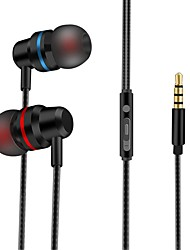 cheap -LITBest Wired In-ear Earphone Wired Stereo Mobile Phone
