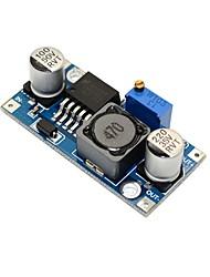 Недорогие -lm2596s понижающий модуль питания постоянного тока с понижающим сопротивлением