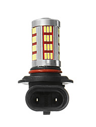 cheap -1pcs 9005 Car Light Bulbs 7 W SMD 4014 800 lm 54 LED Fog Lights / Brake Lights For universal / Volkswagen / Toyota All years