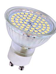 cheap -1pc 5 W 450 lm 60 LED Beads LED Spotlight Warm White Cold White 220-240 V