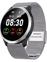 cheap -Indear Z03 Women Smart Bracelet Smartwatch Android iOS Bluetooth Smart Sports Waterproof Heart Rate Monitor Blood Pressure Measurement ECG+PPG Stopwatch Pedometer Call Reminder Activity Tracker