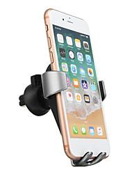 abordables -Bakeey 10w qi chargeur de voiture sans fil 360 degrés rotation support de ventilation de liaison de gravité pour iphone x s8