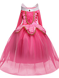 cheap -Princess Long Length Party / Birthday Tulle / Polyester Long Sleeve Off Shoulder with Tier / Crystals / Rhinestones