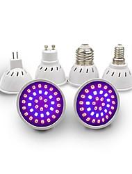 cheap -1pc 3 W Growing Light Bulb 150 lm E14 GU10 MR11 GU10 36 LED Beads SMD 2835 Full Spectrum Red Blue 110-130 V 200-240 V