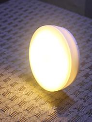 Недорогие -1шт LED Night Light / Умный ночной свет USB Креатив / С портом USB / Датчик человеческого тела <=36 V
