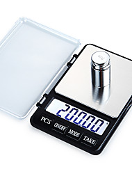 cheap -2000g High Definition Portable LCD Display Digital Jewelry Scale For Office and Teaching Home life Kitchen daily