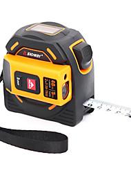 cheap -SNDWAY 40M Laser Distance Meter Range Finder Laser Tape Measure Digital Retractable 5M Laser Rangefinder Ruler Survey Tool