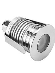 Недорогие -Ondenn 1 шт. 3 Вт светодиодные погружные светильники прожектор подводный свет газонные фонари водонепроницаемый творческий новый дизайн теплый белый холодный белый 12